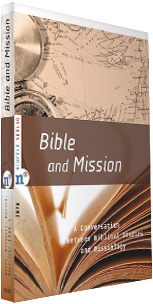 Bible and Mission book
