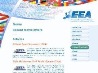 EEA website
